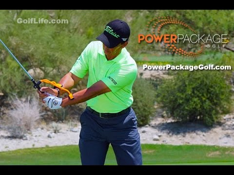 Power Package: The Most Effective Training Aid In Golf