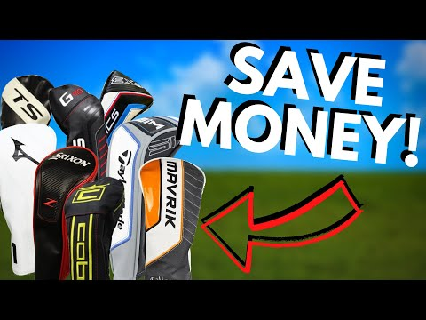 How To SAVE MONEY Buying New Golf Clubs In 2021…
