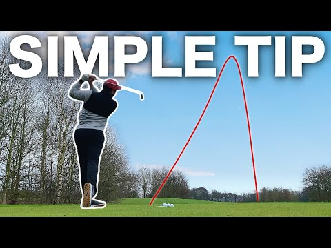 BEST GOLF TIP TO STRIKE YOUR IRONS