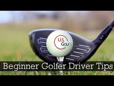 How to Hit Driver for Beginners (Beginner Golf Tips)