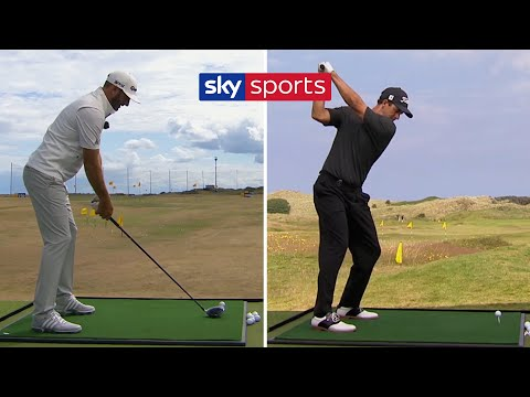 Top FIVE tips to improve your driving! 🏌️♂️ | Golf Tutorials