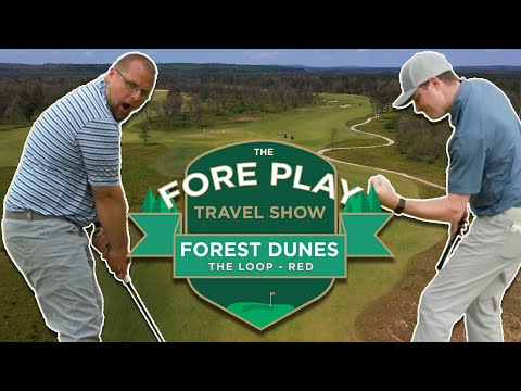 The Loop is the Most Unique Golf Course in America – Fore Play Travel Series, Northern Michigan