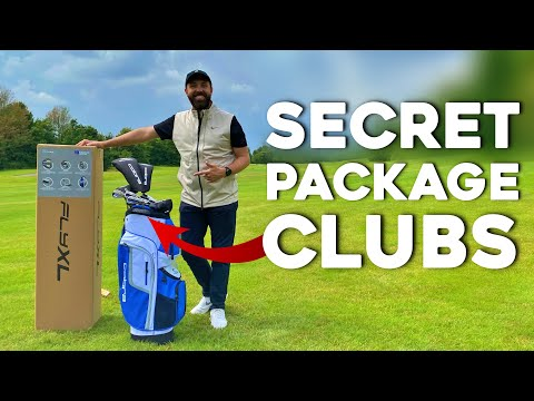 The SECRET 'cheap' golf clubs most people don't know about!