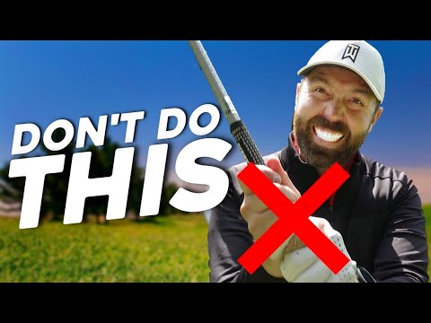 CRAZY SMOOTH GOLF SWING YOU ALL WANT with RAPHAËL JACQUELIN