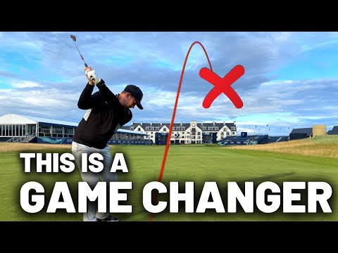 EFFORTLESS GOLF SWING On COURSE tips you NEED to hear!
