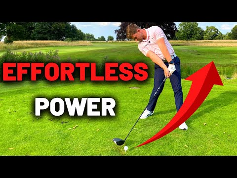 The Secret to Effortless Power AND Accuracy in the Golf Swing! TWO Simple Stages