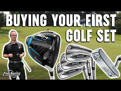 Buying Your First Golf Clubs | What You Need To Know