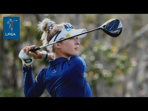 [LPGA 2021] Gainbridge Championship  R4 – Golf Channel France