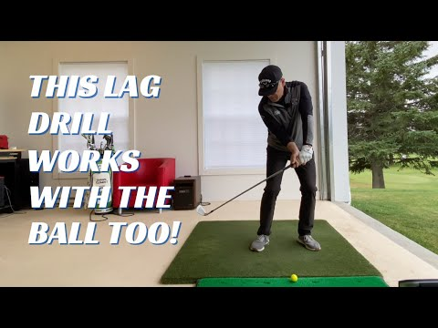 SPECIAL VIDEO ON LAG IN THE GOLF SWING👌KEEP YOUR LAG EVEN WHEN THE BALL IS THERE💪