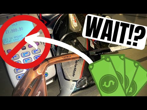 Watch This BEFORE Buying New Golf Clubs!!!