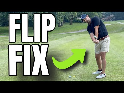 Key Move You Ignore In Your Golf Swing ➜ Golfers That Flip At Impact