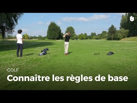 Apprendre les règles de base | Golf