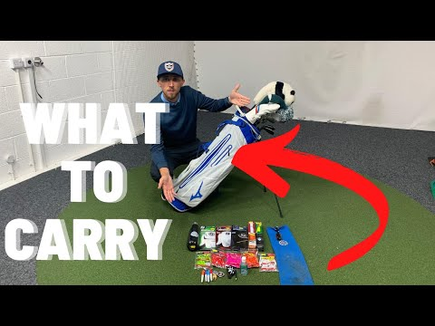 What to put in your golf bag *Most players get this WRONG!*