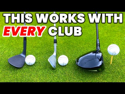 This SIMPLE GOLF TIP can improve any GOLF SWING – Works with EVERY Golf Club