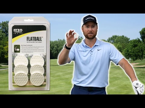 Hit The Ball Then The Turf | FLATBALL Training Aid Review