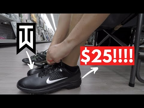 5 RANDOM Stores That Sell CHEAP GOLF GEAR!! (Crazy Deals and Waffle House!)