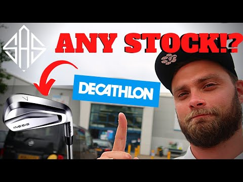 HUNTING FOR ANY INESIS GOLF CLUB STOCK IN MY LOCAL DECATHLON!?