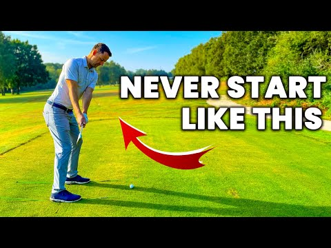 This Golf Swing Takeaway Fault can Ruin your Game – But It's Easy to Fix