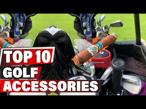 Best Golf Accessories In 2021 – Top 10 New Golf Accessories Review