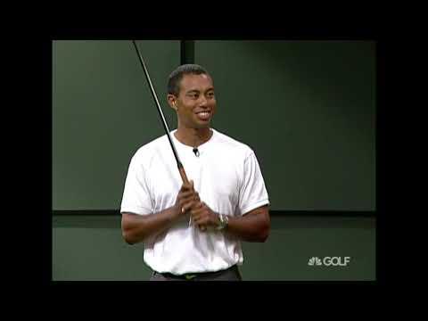 Tiger Woods 2000 Golf Swing Secret Revealed