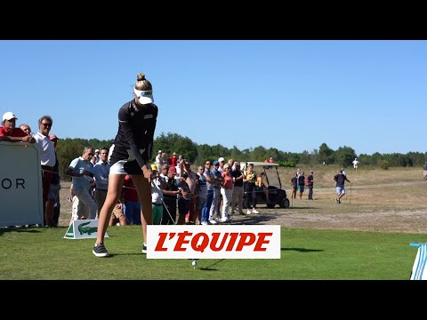 Nelly Korda, le swing sans defaut – Golf – LET