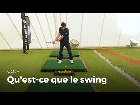 Qu'est ce que le swing ? | Golf