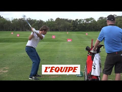 Victor Dubuisson, un swing de génie – Golf – EPGA
