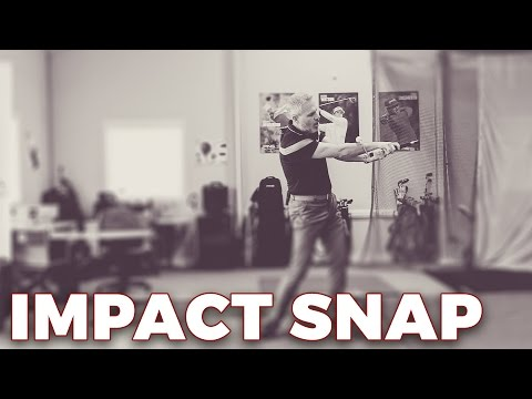 IMPACT SNAP TRAINING AID | Wisdom in Golf | Shawn Clement