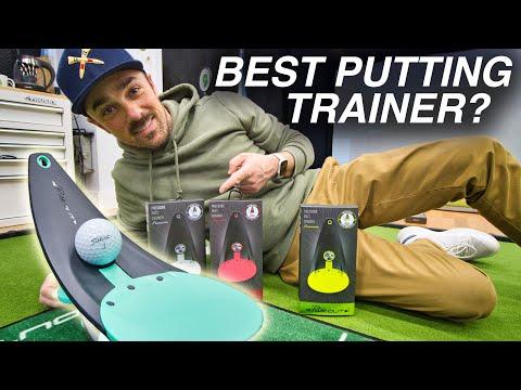 BEST PUTTING TRAINING AID? | PuttOUT Pressure Putting Trainer Premium Edition