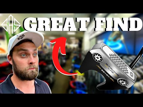 OUTRAGEOUS GOLF CLUB FIND IN THE UK'S BIGGEST PRO SHOP – SILVERMERE