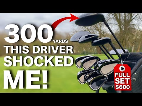 The 'cheap' premium PACKAGE set – Big golf brands may HATE THIS!