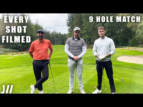 Playing my FAVOURITE GOLF COURSE with 2 PRO GOLFERS…
