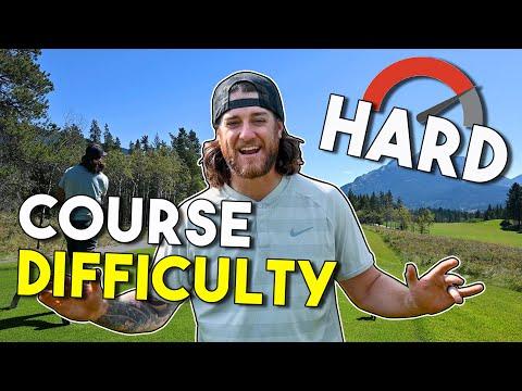 Golf Vlog 2021 (4K) | AMAZING Golf Course