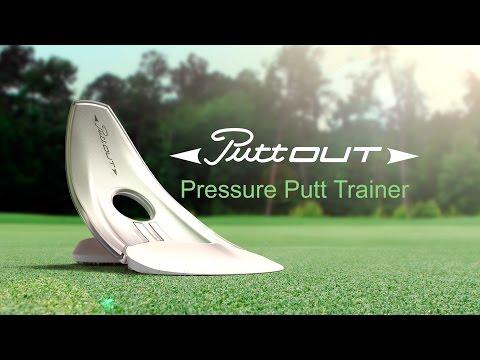 PuttOUT – Golf Pressure Putt Training Aid