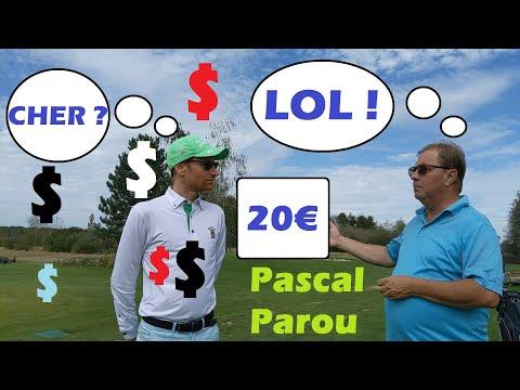Le golf, sport cher, inaccessible… ?? Pascal Parou balaye les idées reçues en 4 minutes.