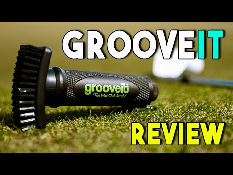 The Best Golf Accessory You Didn't Know You Needed | Groove It Golf Brush Review