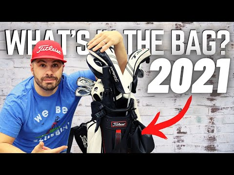 WHAT'S IN THE BAG? Mike's 2021 Golf Equipment Setup