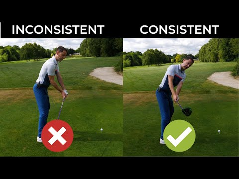 PERFECT GOLF SWING TAKEAWAY DRILL FOR DRIVER