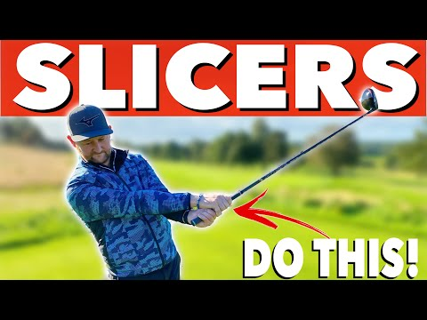 The MISSING Part To FIX Your SLICE! Simple Golf Tips