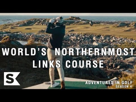 Is this the Most Beautiful Golf Course in the World? | Adventures In Golf Season 4