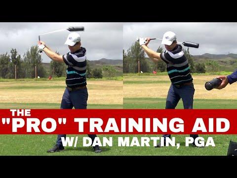 Direct the forces w this Unique Training Aid, Dan Martin, PGA | GOLF