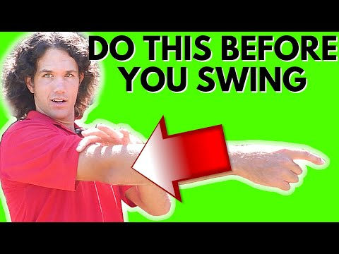 CREATE SPACE for Incredible Ball Striking (Do This BEFORE You Start the Golf Swing) #golftips
